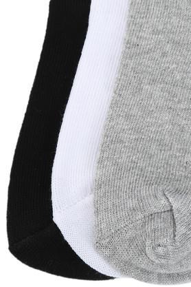 Unisex Slub Knitted Socks Pack of 3