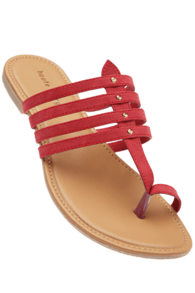 Womens Slipon Flat Chappal