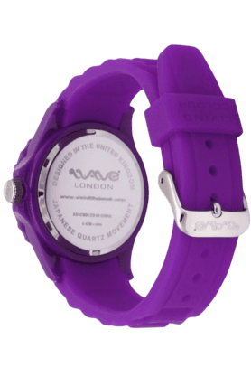 Atlantic Purple Unisex Watch