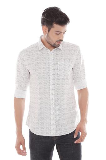 BLACKBERRYS -  WhiteCasual Shirts - Main