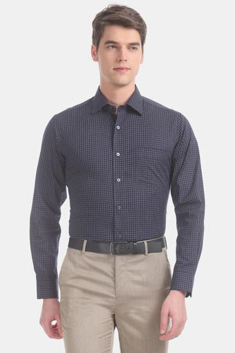 ARROW -  Mid BlueFormal Shirts - Main