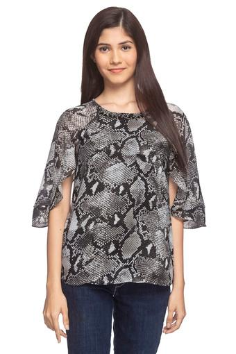 GIPSY -  Black Tops & Tees - Main