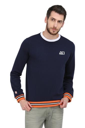 ALLEN SOLLY -  Mid BlueWinterwear - Main