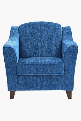 Persian Blue Fabric Sofa (Seater)
