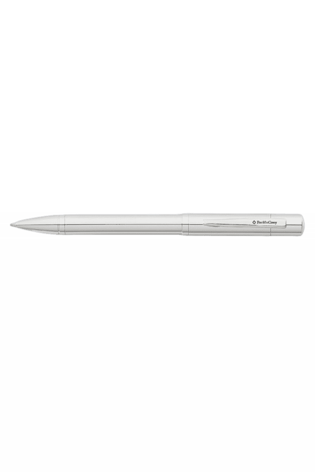 FranklinCovey FC0022-2 Greenwich Chrome Ballpoint Pen