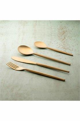 ELLEMENTRY - Yellow Cutlery - 1