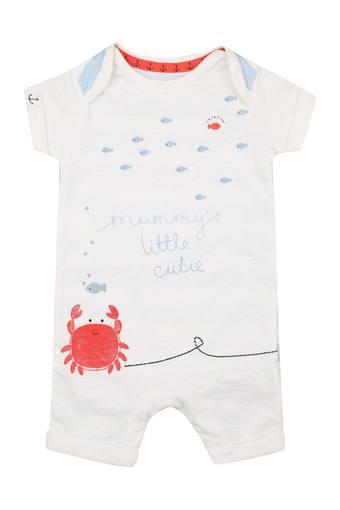 MOTHERCARE -  White Babysuits - Main