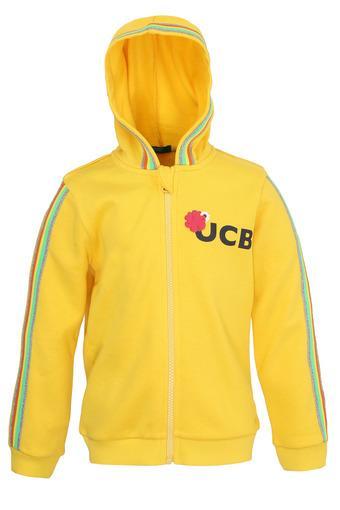 UNITED COLORS OF BENETTON -  YellowWinterwear - Main