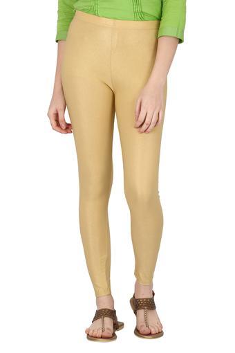 DE MOZA -  GoldJeans & Leggings - Main