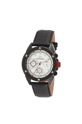 GIO COLLECTION White Dial Grey Case Mens Watch - G1001-03