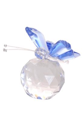 REAL EFFECTBlue Butterfly Figurine