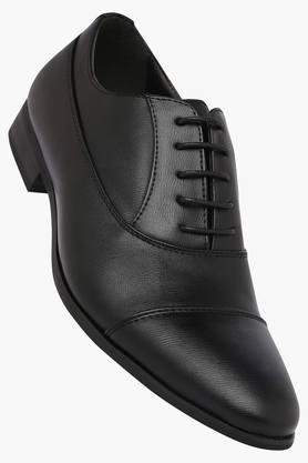 TRESMODE Mens Leather Lace Up Formal Shoes