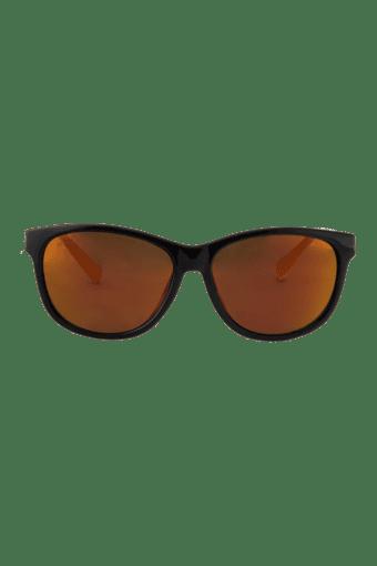 Womens Gradient Brown Glares - G189PLFLTB