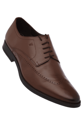VAN HEUSEN Mens Leather Lace Up Smart Formal Shoe