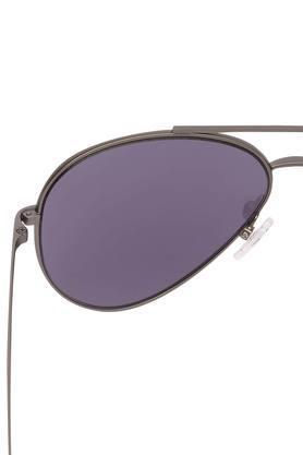Mens Aviator UV Protected Sunglasses - GM267BK8ON