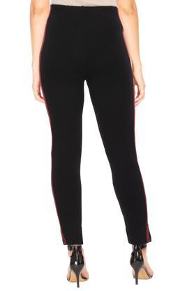ALLEN SOLLY - CreamTrousers & Pants - 1