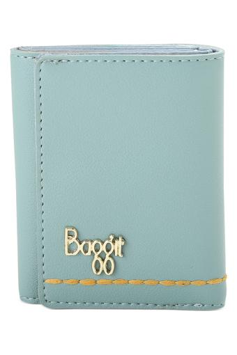 BAGGIT -  Aqua Wallets & Clutches - Main