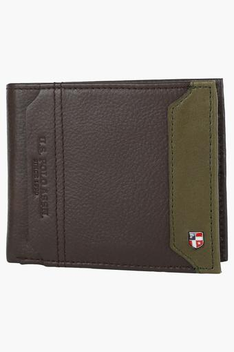 U.S. POLO ASSN. -  BrownWallets & Card Holders - Main