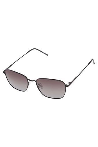 Mens Square UV Protected Sunglasses - NIDS2559C1PSG