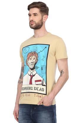 LIFE - BeigeT-Shirts & Polos - 2