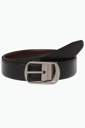 VETTORIO FRATINI Mens Leather Formal Reversible Buckle Belt - 201185076