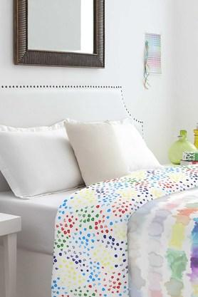 SPACESCotton Printed Double Comforter