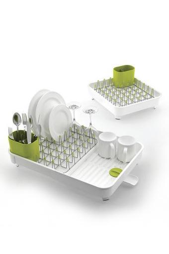 Expandable Plastic Dish Rack