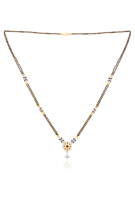 MALABAR GOLD AND DIAMONDS Womens Malabar Gold Necklace