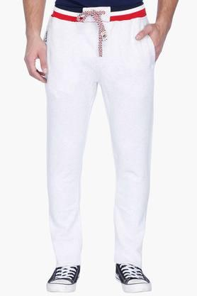 U.S. POLO ASSN. DENIMMens Slim Fit 3 Pocket Solid Track Pants - 201351845