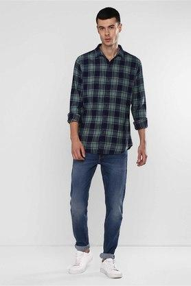 LEVIS - Green Casual Shirts - 3