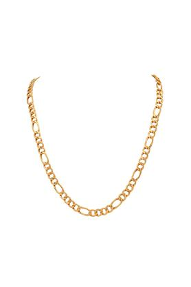 WHP JEWELLERS Mens 22K Yellow Gold Tendulkar Chain GCHD16031923