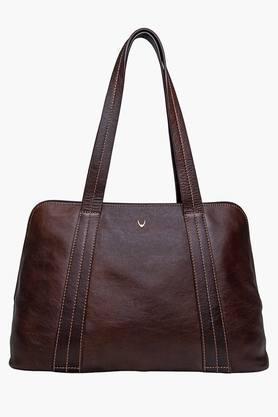 HIDESIGNWomens Zipper Closure Shoulder Bag