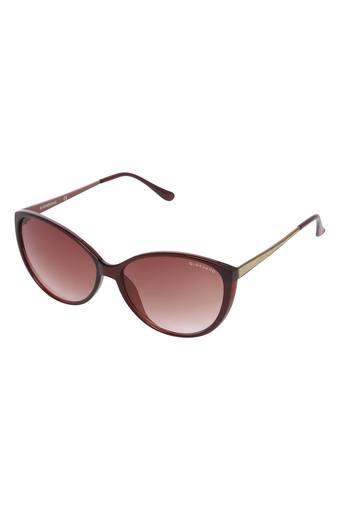 Womens Full Rim Cat Eye Sunglasses - GA90195C10