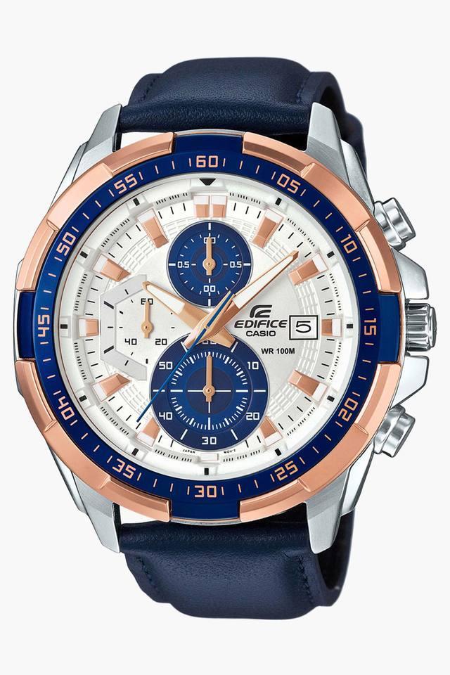 Mens EFR-539L-7CVUDF (EX306) Edifice Analog Watch