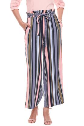 MSTAKEN - GreyTrousers & Pants - Main