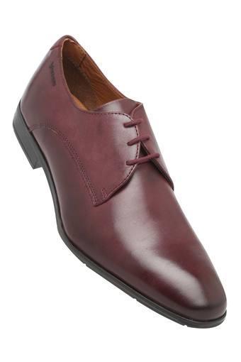 VENTURINI -  BurgundyFormal Shoes - Main