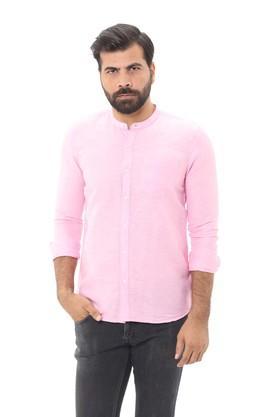 LIFE - PinkCasual Shirts - Main