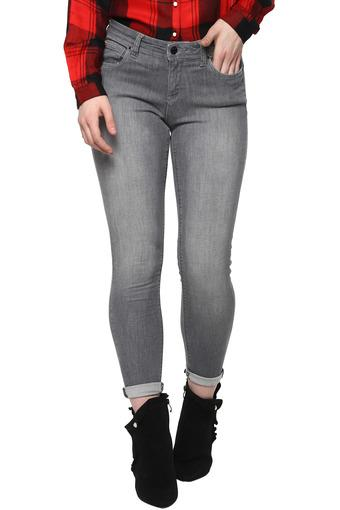 LEE COOPER -  GreyJeans & Leggings - Main