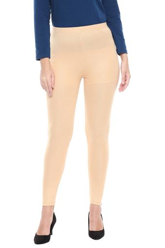 AURELIA -  Gold Jeans & Leggings - Main
