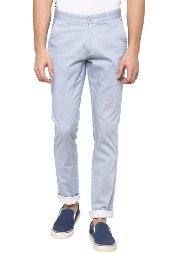 VETTORIO FRATINI -  Light Blue Cargos & Trousers - Main
