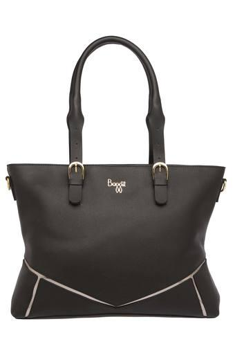 BAGGIT -  Black Satchel - Main