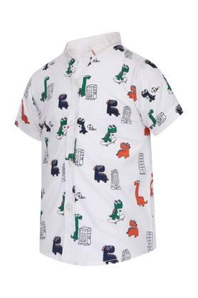 Boys Printed Shirt