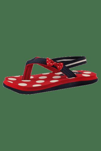 BEANZ -  RedFlip Flops - Main