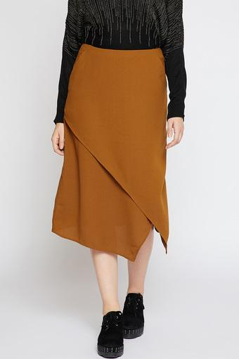 MARIE CLAIRE -  BrownSkirts - Main