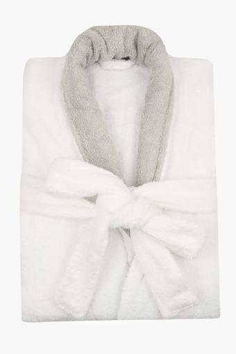 FERN -  WhiteBath Robes - Main