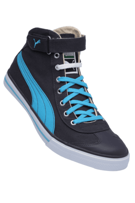 PUMA Mens Lace Up Casual Shoe