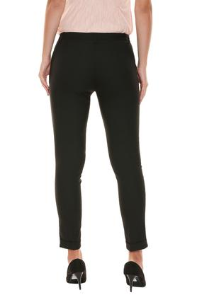 STOP - BlackTrousers & Pants - 1