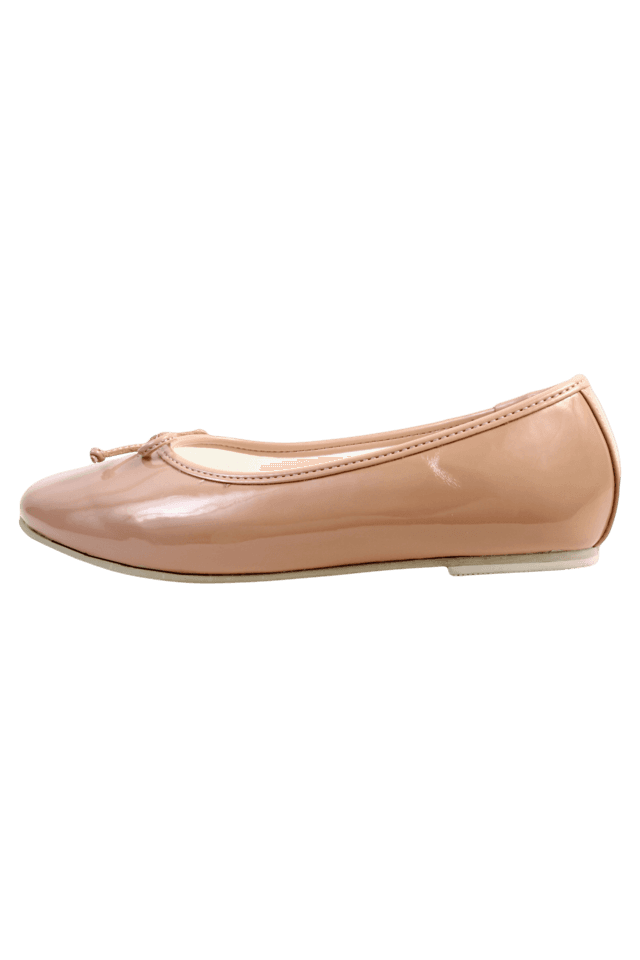 Girls Party Wear Slipon Ballerina Shoe