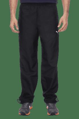 PUMAMens Black Ess Track Pant