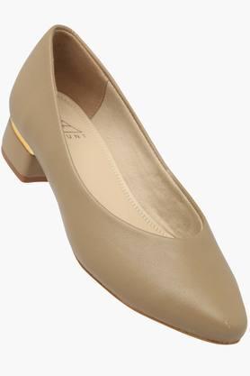 FEMINA FLAUNT Womens Formal Wear Slip On Heel Shoes